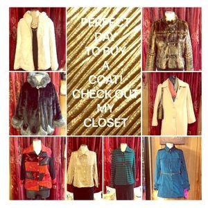 Jackets & Blazers - 🧥❄️💨